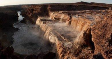 10 лучших водопадов США