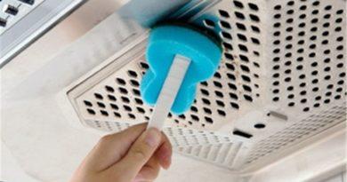 Как быстро очистить вытяжку от жира и копоти
