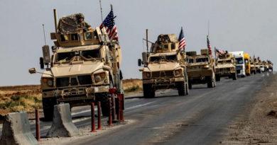 Американские военные находятся в Сирии незаконно