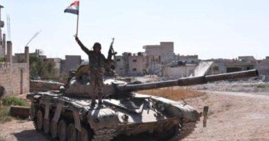 Асад неудержим: сирийская армия берёт село за селом в Идлибе