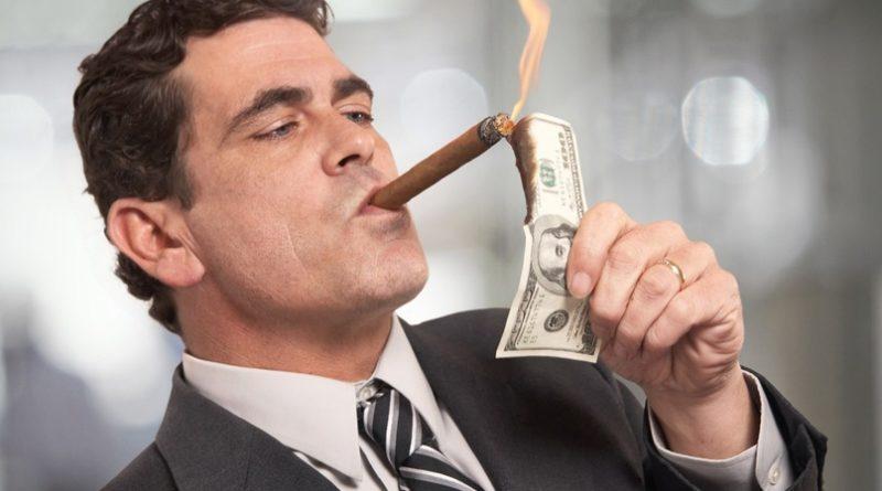 Богачами становятся только из-за везения