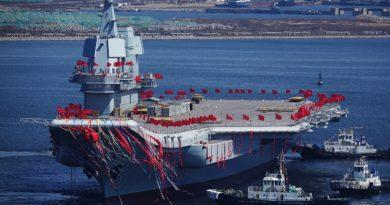 Боевые возможности нового китайского авианосца «Шаньдун»