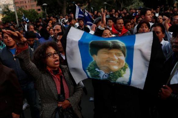 Боливия будет голосовать за преемника Моралеса