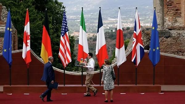 В МИД оценили возможность возвращения РФ в G7