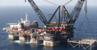В Средиземноморье разворачивается ожесточенная борьба за огромные месторождения газа