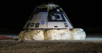 В NASA заявили, что запуск Starliner подтвердил корректную работу сложнейших систем