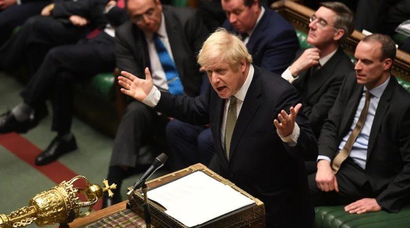 Депутаты с пятого раза одобрили законопроект о «Брексите»