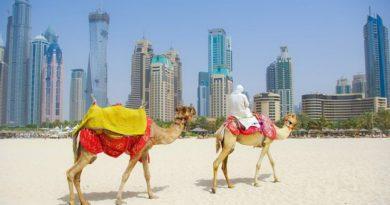 Десять удивительных мест в невероятном городе Дубае