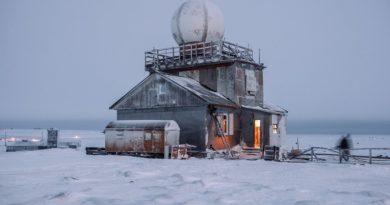Диксон — самый северный поселок России