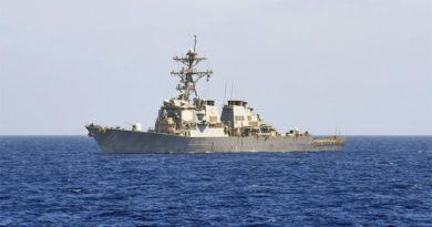 Зачем эсминцы ВМС США зачастили в Одессу