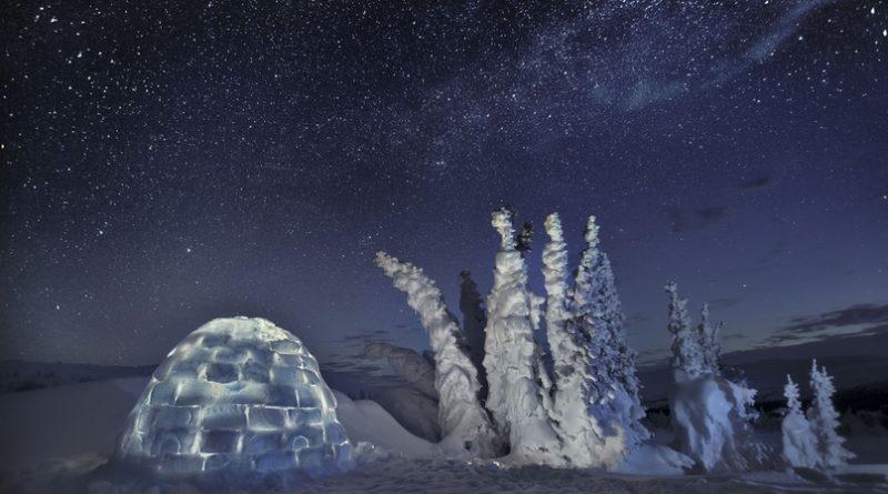 Как живут люди в экстремальных условиях крайнего Севера