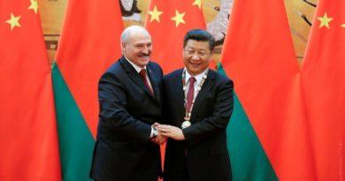 Китай «ангел-хранитель Белоруссии»