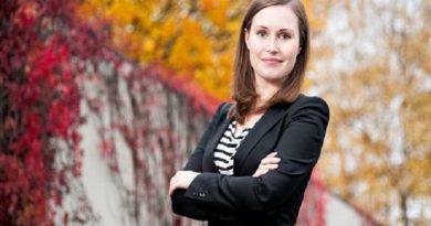 Новым премьер-министром Финляндии стала 34-летняя Санна Марин
