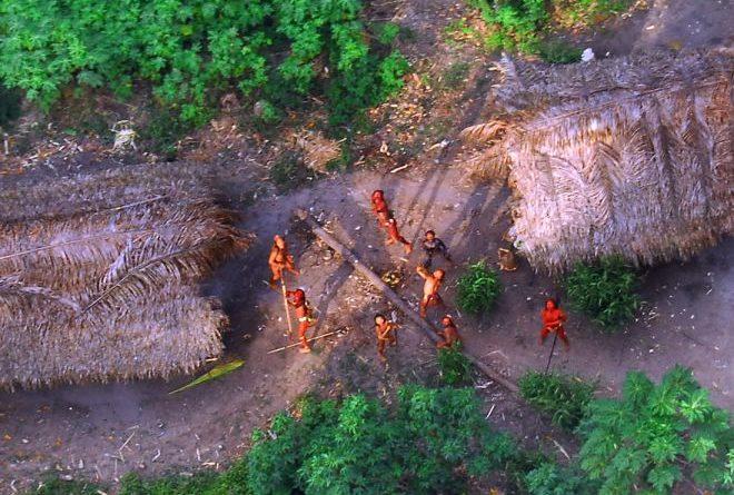 Остров, где его жители убивают каждого