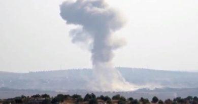 После перерыва Россия и Сирия нанесли удары по боевикам