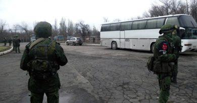 Представители ЛНР выехали на место обмена пленными с украинской стороной