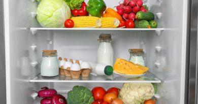 Продукты, которые мы храним в холодильнике, хотя им там не место