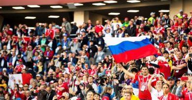 Россия исключена из международных соревнований на 4 года