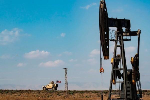 Саудовские военные переброшены к нефтеместорождению в Сирии
