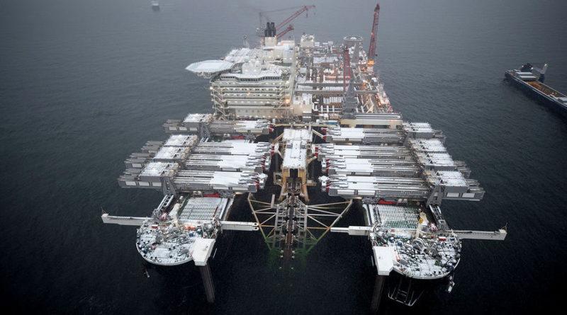 """""""Северный поток – 2"""" достроит корабль из Нигерии"""