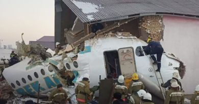 Эксперт назвал большое число выживших в катастрофе Fokker 100 под Алма-Атой «огромным везением»