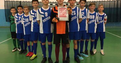 Детский футбол. Акция открытости в Волгограде