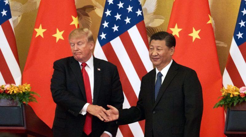 США готовятся уничтожить Китай по антисоветскому рецепту