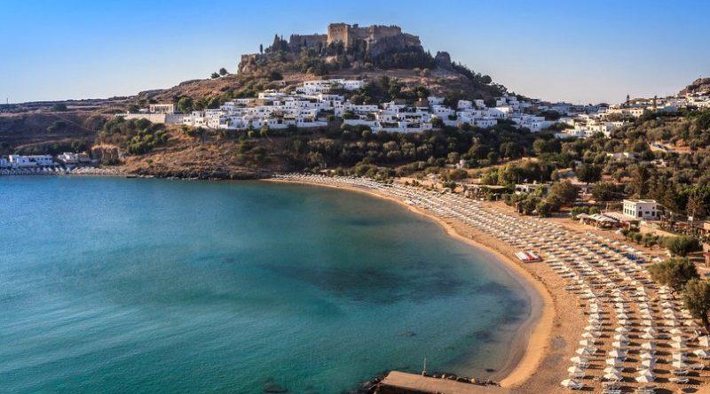 6 главных курортов Греции