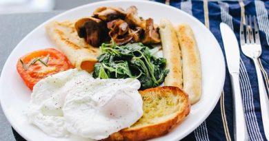 6 простых идей полезных завтраков