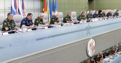 Шойгу: боевые возможности российских вооруженных сил в 2019 году выросли на 14%