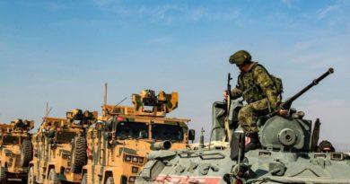 Анкара добивается прекращения наступления сирийских правительственных войск