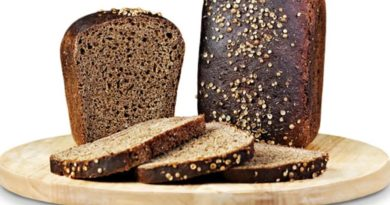 Чем полезен бородинский хлеб?