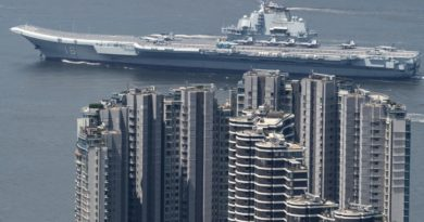 Китай прекращает строительство авианосцев
