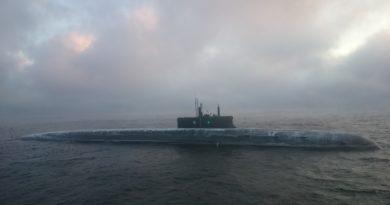 Противостояние ВМФ России и США