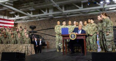 Чем примечателен американский оборонный бюджет-2020