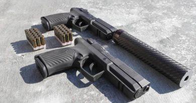 """Новейший пистолет """"Удав"""" поступит на вооружение российской армии в 2020 году"""