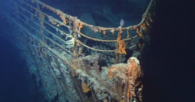 Поиск обломков «Титаника» США это прикрытие секретной миссией по поиску затонувших американских подлодок