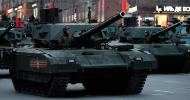 Смогут ли германские и французские танки сравниться с нашим Т-14