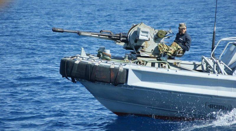 ВМС ливийской армии задержали в территориальных водах страны судно с турецким экипажем