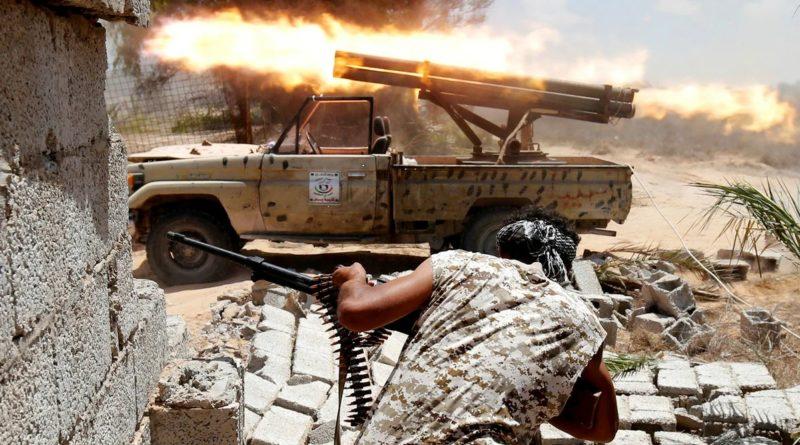 Путин призвал не верить западным СМИ, публикующим фейки о Ливии