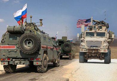 Армия США продолжает блокировать войска РФ по всей Сирии