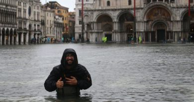 Атлантида ХХІ века: почему тонет Венеция?