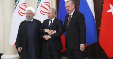 Ближневосточный шанс России