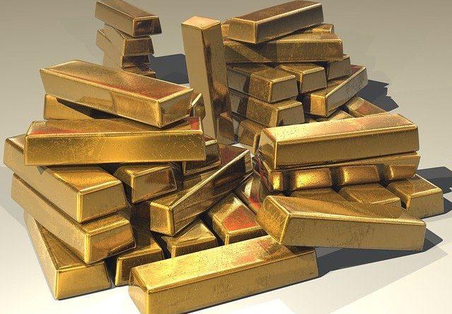 Вероятно движение цен на золото к $1540 за унцию