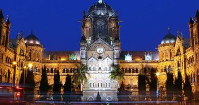 Вокзал Виктория. Индия. Мумбаи (Бомбей)