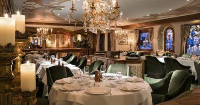 Выдающиеся рестораны Европы, где удивляются даже гурманы