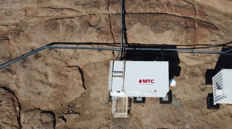 В Антарктиде заработала первая российская сеть сотовой связи