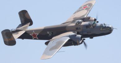 В лесу Польши найден советский самолёт времён ВОВ