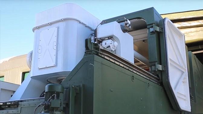 В 2020 году Россия завершит разработку лазерного оружия