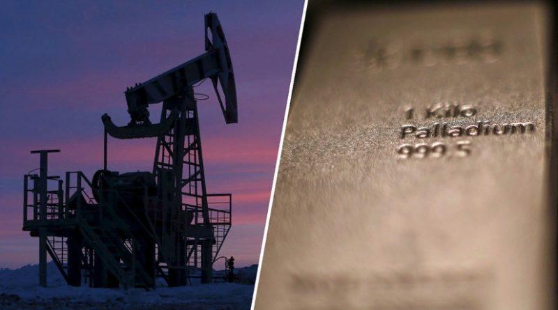 В 2020 году в России прогнозируется сверхвыгода от роста цен на нефть и металлы